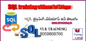 SQL Training videos