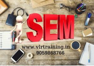 digital marketing online ad class room training by vlr sem