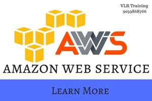 Best software training institute hyderabad for aws by vlr training