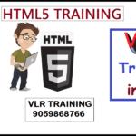 HTML 5 TRAINING VIDEOS