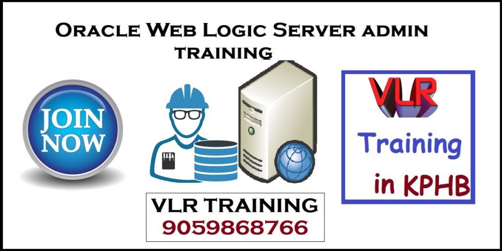 Oracle weblogic server admin training