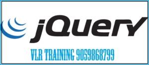 jquery training vidos