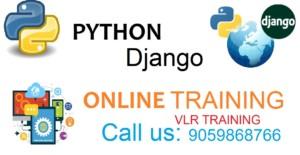 PYTHON DJANGO ONLINE TRIANING HYDERABAD