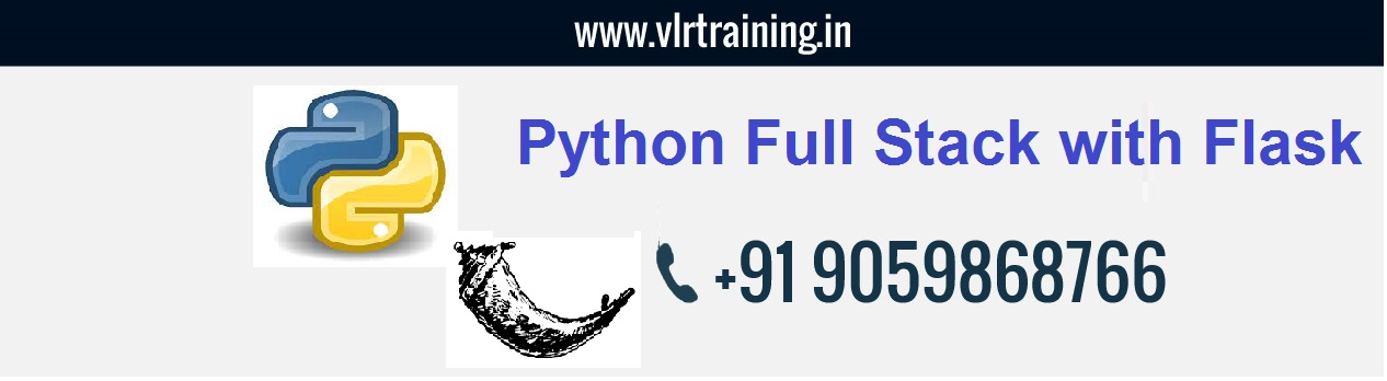 Python Full Stack with Flask Online Training